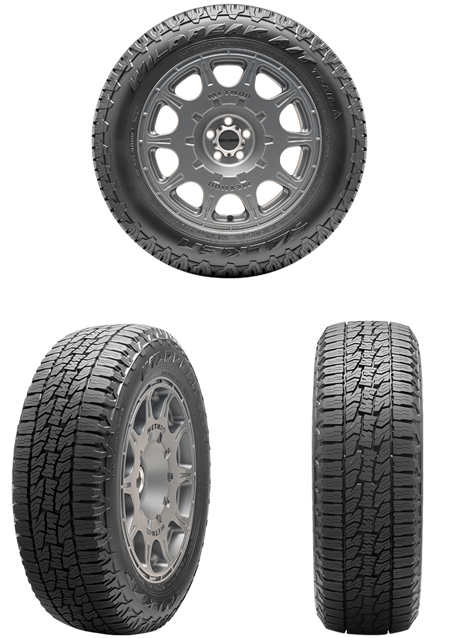 Falken Pro G4 A S >> Falken Launches First Crossover-Specific All-Terrain Tire ...
