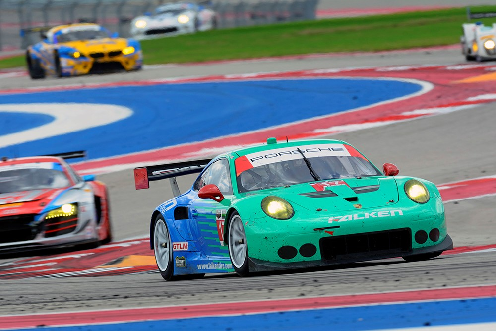 LONE STAR LE MANS TUSC GETS TEAM FALKEN ONE STEP CLOSER TO