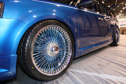 Falken Tire teams with Ford and Autofashion to build Ford Flex