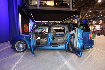 Falken Tire Teams Up With Ford and Autofashion to Build ...